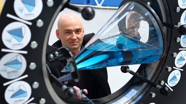 Vlastimil Volák, ředitel Techmania Science Center v Plzni