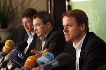 Praha – Ministr životního prostředí Martin Bursík v úterý představil podmínky programu Zelená úsporám.