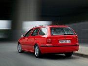 Škoda Octavia Combi.