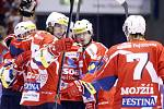 Pardubice - Brno: Domácí slavili výhru 3:2 v nájezdech
