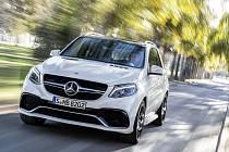 Mercedes-Benz GLE.