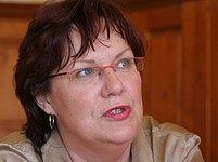 Dana Kuchtová místopředsedkyně Strany zelených