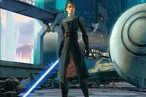 Anakin. Válka klonů začíná. Skywalker se bude muset časem spolehnout nejen na svůj meč, ale i na novou učednici...