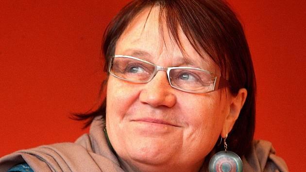 Veřejná ochránkyně práv Anna Šabatová.