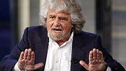 Beppe Grillo, člen Hnutí pěti hvězd