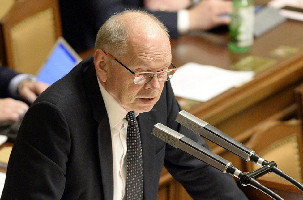 Bývalý poslanec a exministr financí Ivan Pilný (ANO).