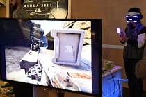CES 2017, virtuální realita