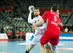 Češi sehráli zápas s Chorvatskem