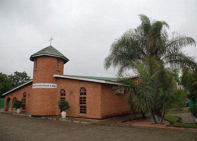 Provinciální dům salesiánů v Lusace