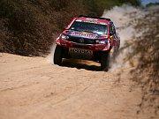 Rallye Dakar 2017.