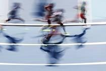 Běžecký závod, atletika, běh - ilustrační foto