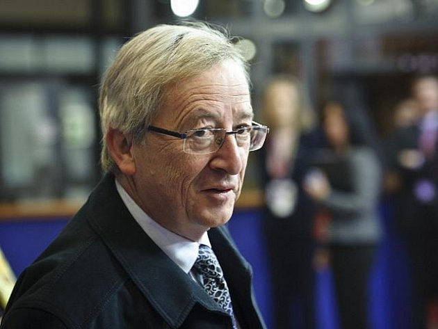 Šéf takzvané euroskupiny Jean-Claude Juncker.