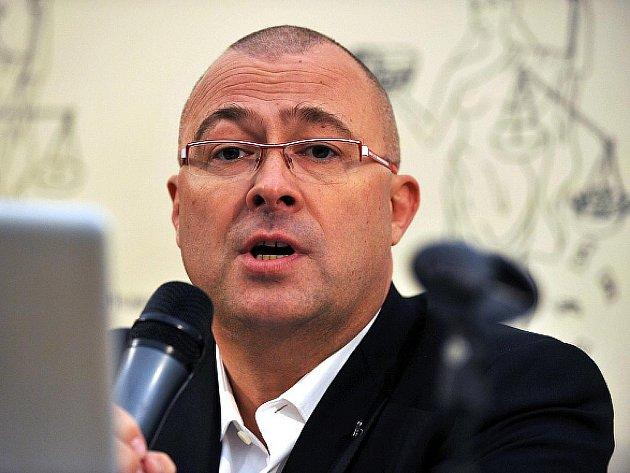 Bývalý ministr obrany Martin Barták