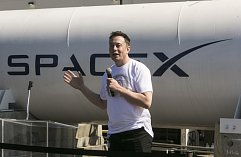 Elon Musk, autor technologie hyperloop