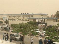 V Tripolisu došlo k sebevražednému útoku na budovu volební komise