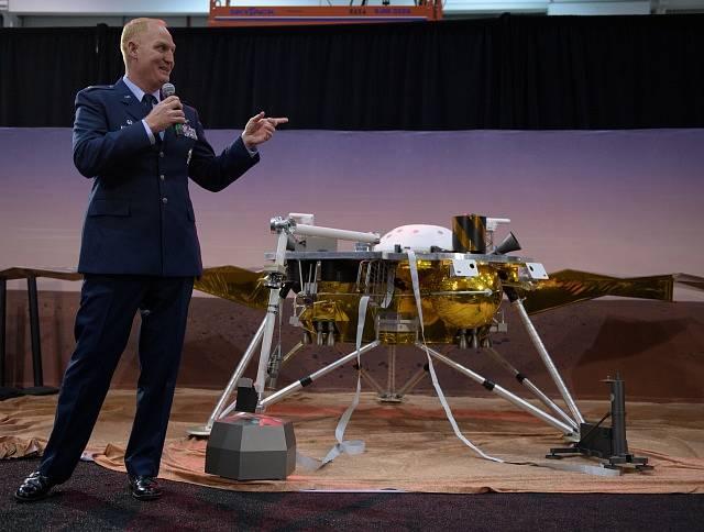 NASA vyšle na Mars modul InSight