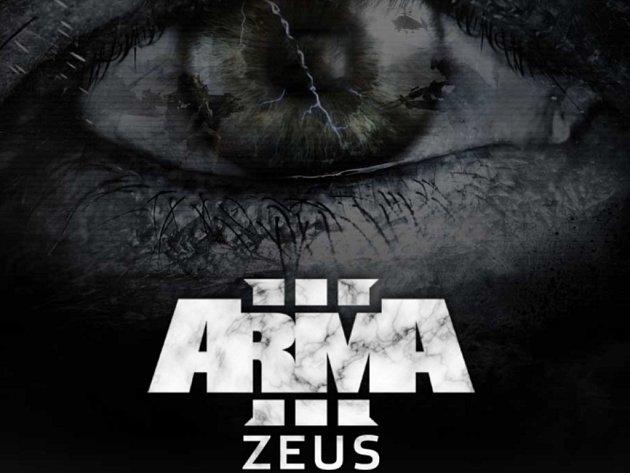 Přídavek Zeus k počítačové hře Arma 3.