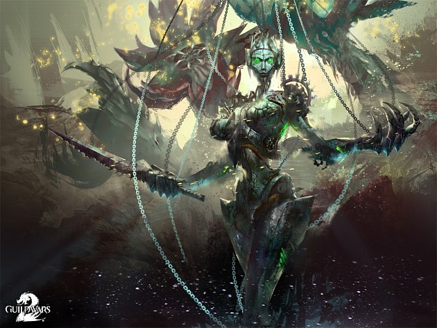 Počítačová hra Guild Wars 2.