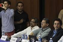 V Havaně probíhají mírová jednání kolumbijských levicových povstalců a zástupců vlády.