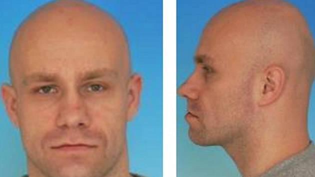 Hledaný odsouzený Patrik Uhrin