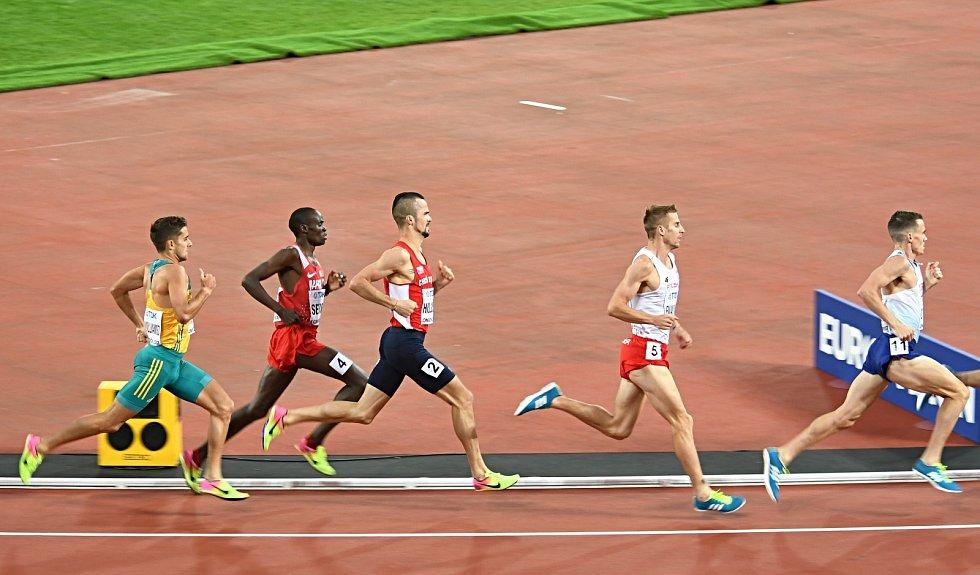 Jakub Holuša, vítěz semifinále