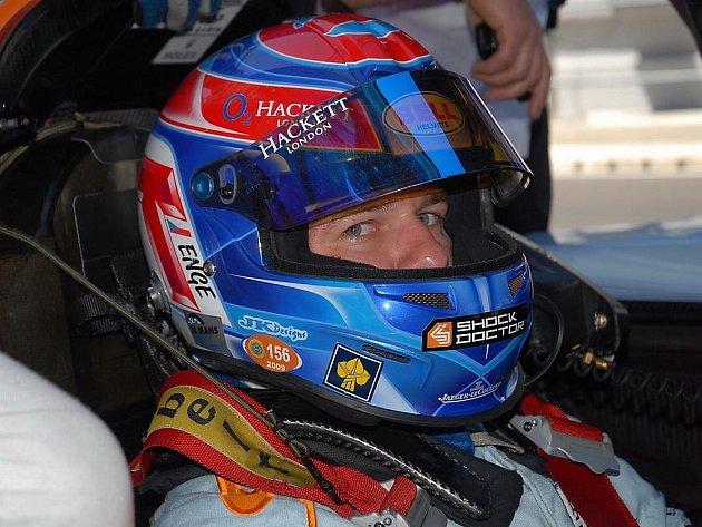 Tomáš Enge si do sbírky připsal další úspěch, vítězství v Le Mans Series v kokpitu Loly Aston Martin.