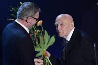 Václav Cigler obdržel 20. října 2019 v Praze Cenu ministerstva kultury za celoživotní výtvarné dílo, pedagogickou činnost a nezpochybnitelný přínos pro výtvarné umění