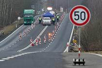 Kontroly u česko-německých hranic