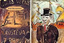 Obálka knihy Petra Ginze
