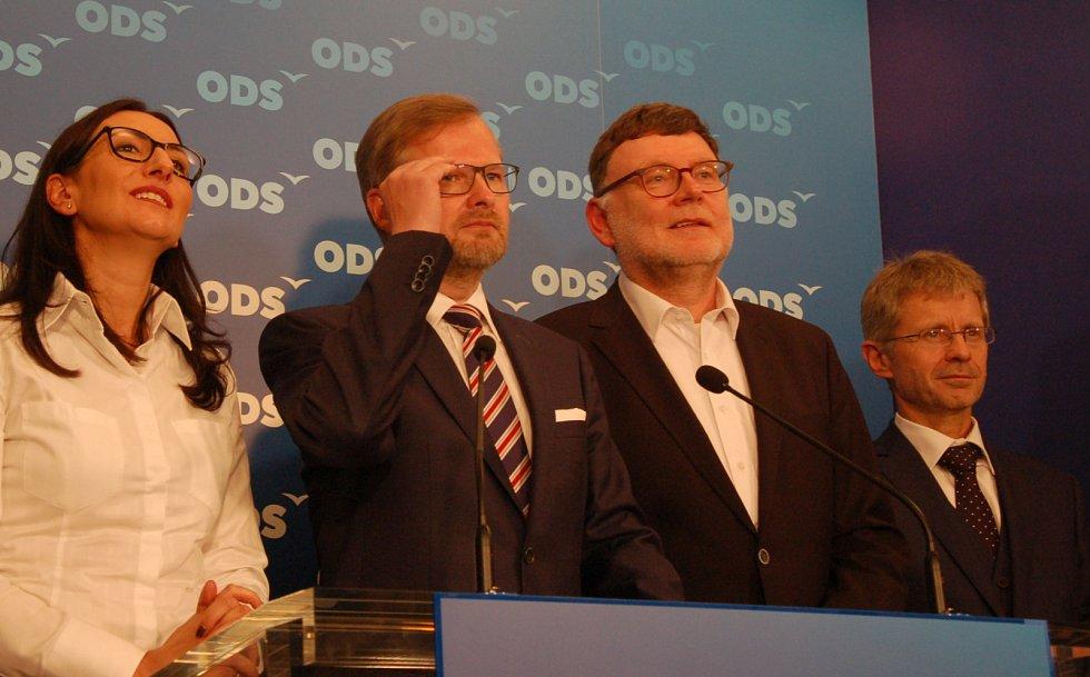 TK po úspěšných volbách pro ODS