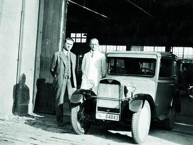 22. března roku 1929 vyjelo první BMW. Konkrétně model 3/15 PS.