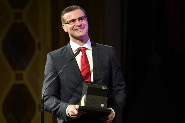 Titul Trenér roku získal Petr Lacina, kouč olympijského vítěze z Ria judisty Lukáše Krpálka.