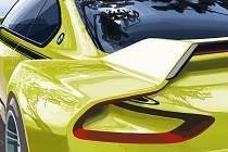 Koncept BMW 3.0 CSL Hommage.
