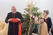 Německý kardinál Reinhard Marx