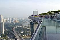 Marina Bay Sands v Singapuru