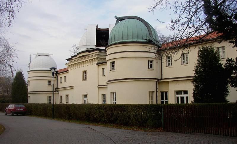 Štefánikova hvězdárna v Praze