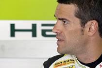 Velkým favoritem na vítězství v Brně je i Španěl Carlos Checa.