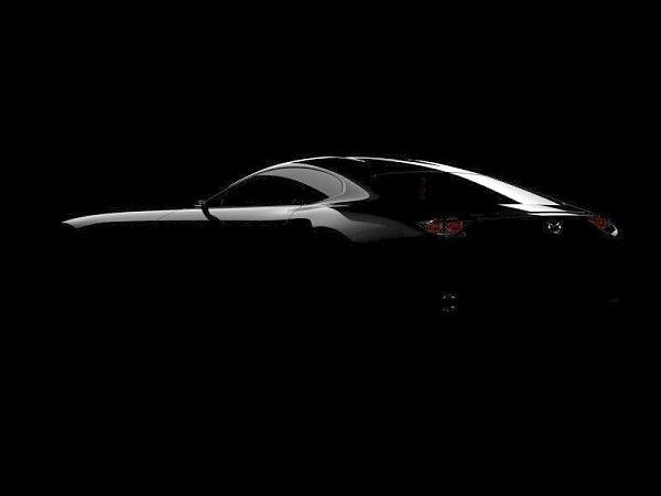 Mazda na autosalonu vTokiu představí studii sportovního vozu.