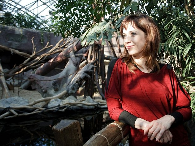 Tereza Kostková vyrazila do Indonéské džungle.