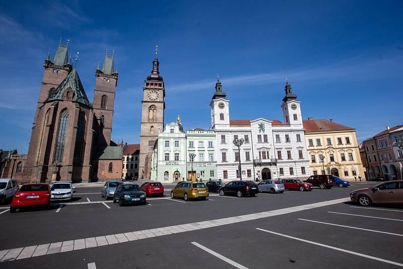 Metropolí Královéhradeckého kraje je Hradec Králové
