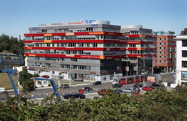O kancelářské plochy v metropoli je zájem zejména v Praze 5.