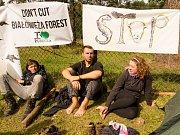 Blokáda Bělověžského pralesa v Polsku