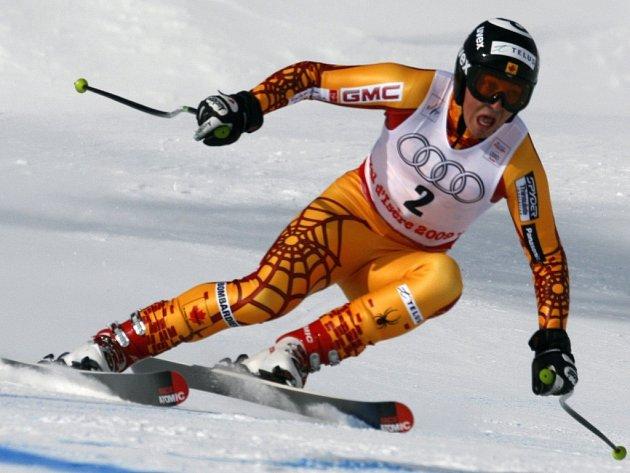 Novým mistrem světa ve sjezdu se stal kanadský lyžař s českými kořeny John Kucera.