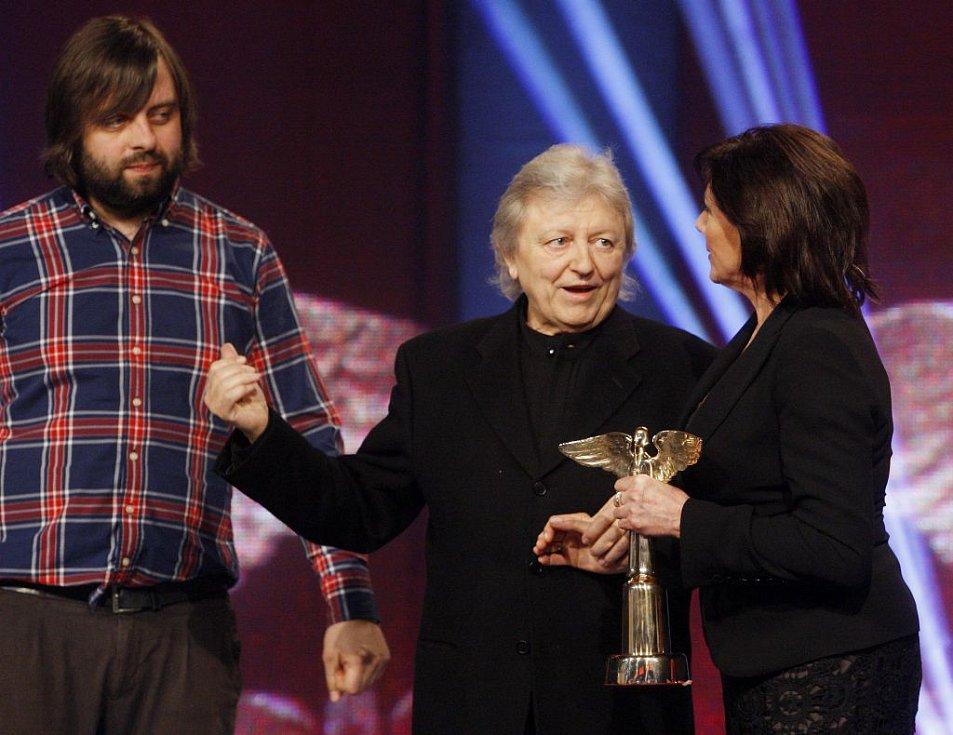 Ceny Anděl 2011: Václav Neckář