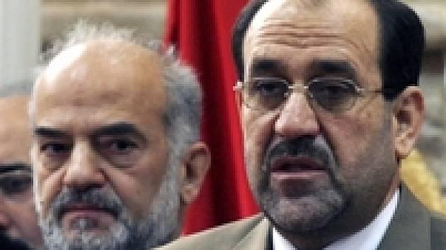 Irácký premiér Nurí Malikí si z kritiky USA velkou hlavu nedělá.