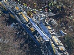 Železniční neštěstí u bavorského Bad Aiblingu způsobily hned dvě chyby výpravčího.