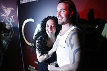 NADŠENÍ PRO CARMEN. Lucie Bílá a Václav Noid Bárta se budou pracovně setkávat na jevišti karlínského divadla.
