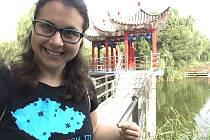 Čínské zážitky Hany Redererové.