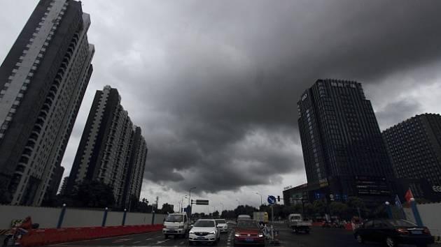 Tajfun Yagi dorazil na pobřeží Číny