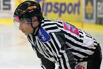 Na hokejovém mistrovství světa v Minsku se představí i český rozhodčí Vít Lederer.